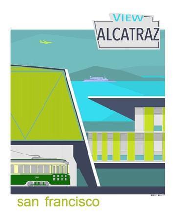 View Alcatraz by Michael Murphy