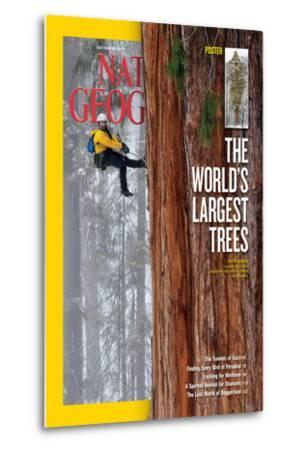 Cover of the December, 2012 National Geographic Magazine