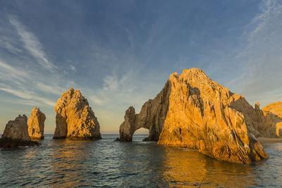 Sunrise at Land's End, Cabo San Lucas, Baja California Sur