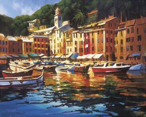 Portofino Colors by Michael O'Toole
