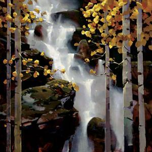 Waterfall by Michael O'Toole