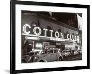 Cotton Club by Michael Ochs