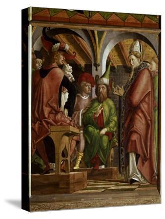 Disputation of St.Augustine With Heretics