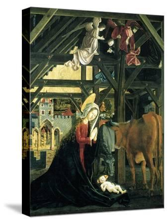 Nativity (Altarpiece of the Church of St. Wolfgang Im Salzkammergu), 1481