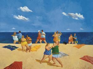Tango Beach by Michael Paraskevas
