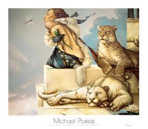Deva by Michael Parkes