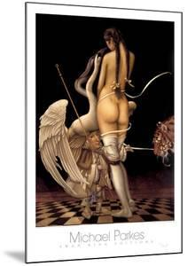 Puppetmaster by Michael Parkes