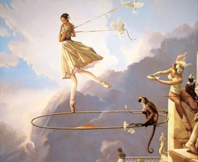 Tuesday's Child by Michael Parkes