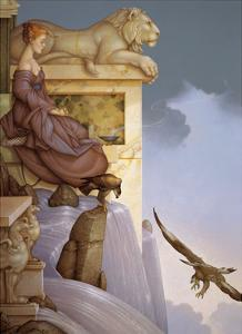 Water by Michael Parkes