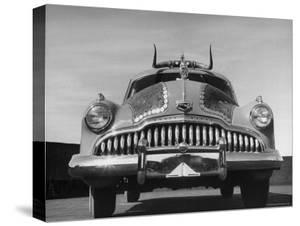 Harold Club's Fancy Station Wagon by Michael Rougier
