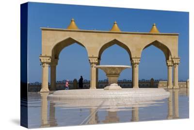 Aserbaidschan Bibi Heybat Mosque Near Baku, Azerbaijan