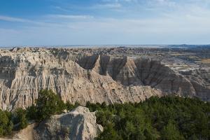 Badlands National Park, South Dakota, United States of America, North America by Michael Runkel