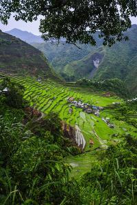 Batad Rice Terraces, Banaue, Luzon, Philippines by Michael Runkel
