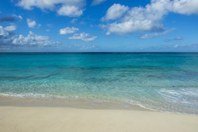 Beach at Maho Bay, Sint Maarten, West Indies, Caribbean, Central America by Michael Runkel