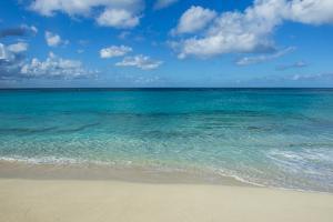 Beach at Maho Bay, Sint Maarten, West Indies, Caribbean, Central America by Michael Runkel