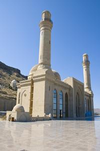 Bibi Heybat Mosque Near Baku, Azerbaijan by Michael Runkel