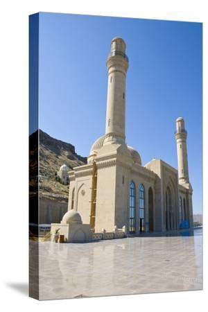 Bibi Heybat Mosque Near Baku, Azerbaijan
