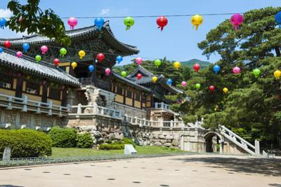 Bulguksa Temple, Gyeongju, South Korea by Michael Runkel