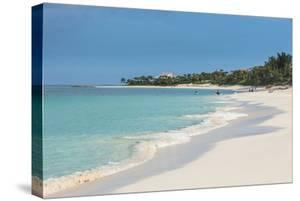 Cabbage Beach, Paradise Island, Nassau, New Providence, Bahamas, Caribbean by Michael Runkel