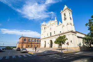 Cathedral of Asuncion, Asuncion, Paraguay, South America by Michael Runkel