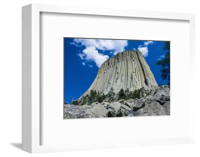 Devils Tower National Monument, Wyoming, United States of America, North America