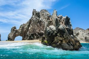 Lands End Rock Formation, Los Cabos, Baja California, Mexico, North America by Michael Runkel
