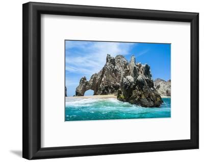 Lands End Rock Formation, Los Cabos, Baja California, Mexico, North America
