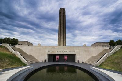 Liberty Memorial in Kansas City, Missouri, Usa by Michael Runkel