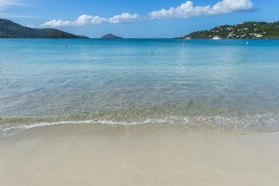 Magens Bay Beach, St. Thomas, US Virgin Islands, West Indies, Caribbean, Central America