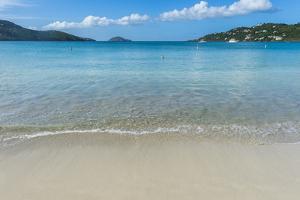 Magens Bay Beach, St. Thomas, US Virgin Islands, West Indies, Caribbean, Central America by Michael Runkel