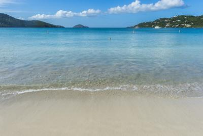 Magens Bay Beach, St. Thomas, US Virgin Islands, West Indies, Caribbean, Central America by Michael Runkel