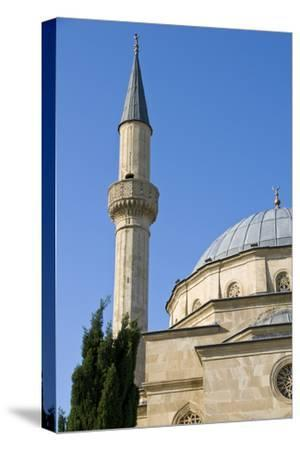 Mosque with Minarets, Baku, Azerbaijan