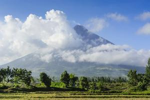 Mount Mayon Volcano, Legazpi, Southern Luzon, Philippines by Michael Runkel