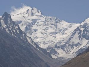 Mountain Landscape of the Hindu Kush, Wakhan Corridor, Afghanistan, Asia by Michael Runkel