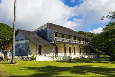 Para O Tane Palace, Avarua, capital of Rarotonga, Rartonga and the Cook Islands, South Pacific, Pac
