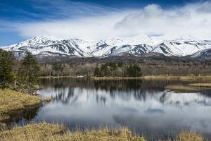 Shiretoko Goko Lakes, Shiretoko National Park, UNESCO World Heritage Site, Hokkaido, Japan, Asia by Michael Runkel