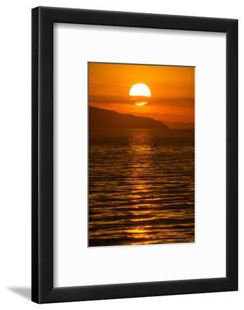 Sunset at Cape Maclear, Lake Malawi, Malawi, Africa