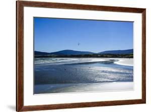 Te Waewae Bay, Along the Road from Invercargill to Te Anau, South Island, New Zealand, Pacific by Michael Runkel
