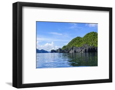 The Bacuit Archipelago, Palawan, Philippines