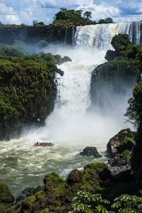 Unesco World Heritage Site, Iguazu Waterfall, Argentina, South America by Michael Runkel