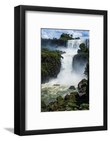 Unesco World Heritage Site, Iguazu Waterfall, Argentina, South America
