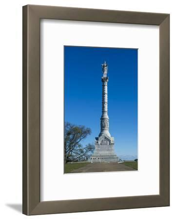 Victory Monument, Historical Yorktown, Virginia, United States of America, North America