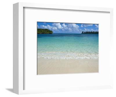 White Sand Beach, Bay de Kanumera, Ile Des Pins, New Caledonia, Melanesia, South Pacific, Pacific