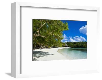 White Sand Beach, Bay De Kanumera, Ile Des Pins, New Caledonia, South Pacific