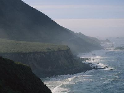 Big Sur Coastline, California by Michael S^ Lewis