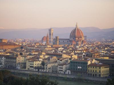 Cityscape, Florence, Italy by Michael S^ Lewis