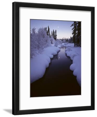 Rufus Creek, Headwaters, Wrangell, St Elias Np, Alaska