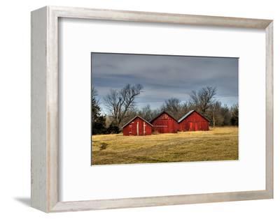 Three Barns, Kansas, USA