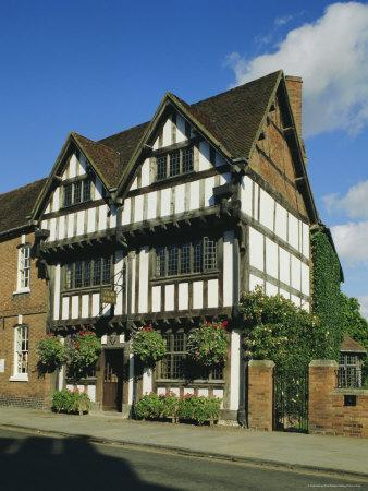 New Place, Stratford-Upon-Avon, Warwickshire, England, UK, Europe