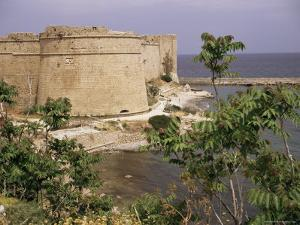 The Byzantine Fortress, Kyrenia (Girne), Northern Area, Cyprus by Michael Short